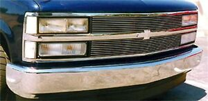 Ship From Usa Fits 1992 1993 Chevrolet C2500 Suburban Gxtb90007 Durable Grille A