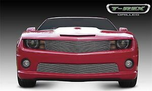 Ship From Usa Fits 2010 2013 Chevrolet Camaro Gxtb90022 Durable Grille Aftermark