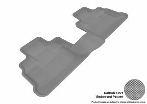 3d Fits 2007 2013 Jeep Wrangler G3ac05641 Gray Waterproof Rear Car Parts For Sal
