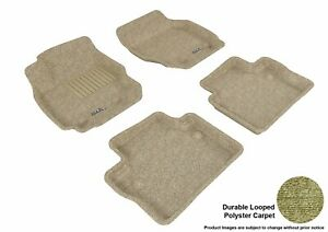 3d Fits 2007 2012 Volvo S80 G3ac41908 Tan Carpet Front And Rear Car Parts For Sa