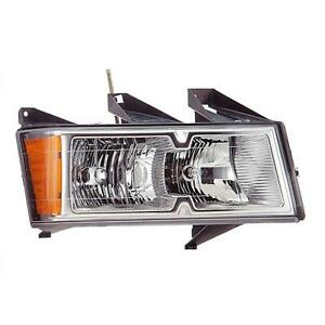 Fits Chevrolet Colorado 2005 2007 Headlight Right Side 19209126 Car Lamp