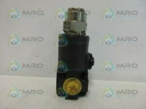 Bosch Rexroth 9065378 Relief Valve new No Box