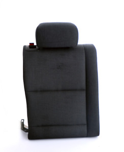Bmw 5 Series E61 Touring Rear Right O s Seat Cover Backrest Cloth Anthracite