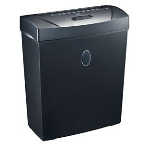 Bonsaii 8 sheet Cross cut Paper Shredder Overload And Thermal Protection Office