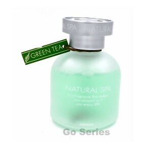 Carmate Natural Spa Car Air Freshener Green Tea L21 Fragrance Aromatherapy