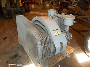 Quincy Qrds 20 Oilless Compressor 60 Cfm Complete Assembly