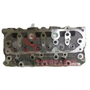 D902 Cylinder Head For Kubota Rtv900 Engine Kx41 3 Bx24 Bx2360 Bx2370d Zd323