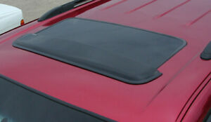 Stampede 53001 2 Universal Fit Wind Tamer Sunroof Deflector 34 5 In Smoke