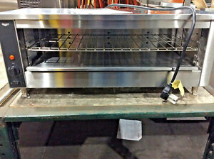 Vollrath Cm4 24035 Jw30 35 Countertop Cheese Melter 240v