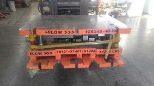 Large Punch Press Die Set 49 X 34 w Die Shoe