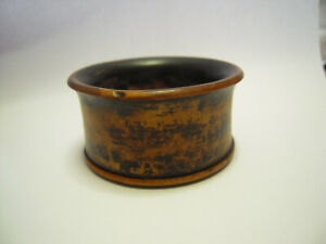 18c Antique Wooden Loupe Magnifying Glass
