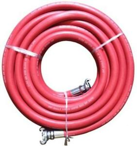 Jgb Enterprises Eagle Hosee Red Jackhammer Rubber Air Hose 3 4 Universal