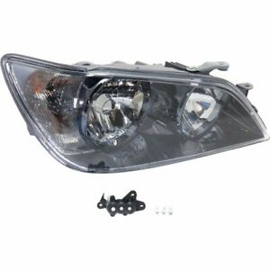 Headlight For 2003 2004 Lexus Is300 Right With Sport Package Clear Lens Hid