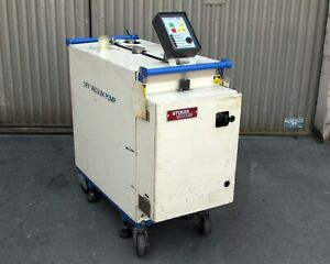 Stokes 540 vec Vertical Dry Vacuum Rotary Pump With Controller