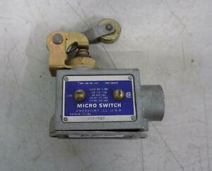 Micro Switch 15amp Snap Action Roller Lever Wze rq2