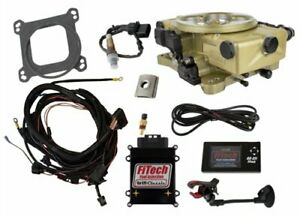Fitech Fuel Injection 30020 Go Efi Classic Throttle Body System 600 Hp External