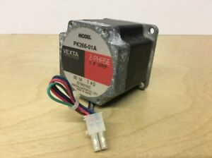 Vexta Stepping Motor 2 phase 1 8 Step Pk266 01a