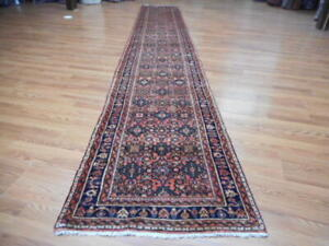 Ca1930s Veg Dye Antique Lilihan Mallayer Sarouk 2 8x16 5 Estate Sale Rug