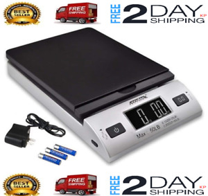 Accuteck S 50 Lb X 0 2 Oz All in one Digital Shipping Postal Scale