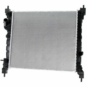 Radiator For 2013 14 Chevrolet Spark Ls Lt 1 2l 4cyl Engine Manual Transmission