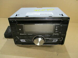 Aftermarket Kenwood Dpx592bt Double Din Radio Receiver Cd Mp3 Player Bluetooth