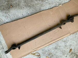 Jaguar Mkx 420g Early Daimler Limousine Front Suspension Subframe Steering