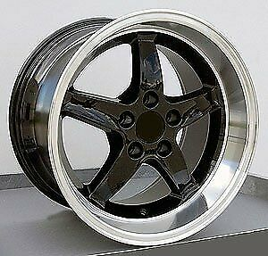 Oe Wheels 8181903 Mustang Cobra R 98 Deep Dish Wheel