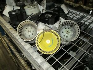 2013 2017 Ford Fusion Ac Heater Blower Motor 46k Oem Lkq