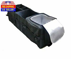 Untimate Car Trunk Organizer Best For Suv Vehicle Truck Auto Grocery Home