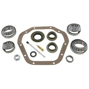 Axle Differential Bearing Kit Front Yukon Gear Fits 99 01 Ford F 250 Super Duty