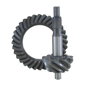 Differential Ring And Pinion Rear Yukon Gear Yg F8 411 Fits 62 67 Ford Fairlane