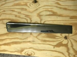 1981 1987 Chevy Gm Oldsmobile Pontiac Buick Chrome Rear Lh Panel Quarter Trim