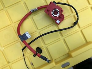 2004 2007 Bmw 645ci 650i Positive Battery Terminal Cable Oem 10057310