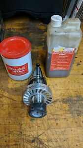 Flowdrill Er32 Collet Chuck Cat 40 Cnc Drill Ftmz Flowtap Oil Fdks Paste Bit