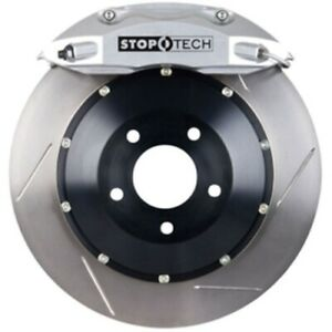 Stoptech 83 320470061 Front Big Brake Kit 355mm X 32mm 2 Piece Slotted Rotors Si