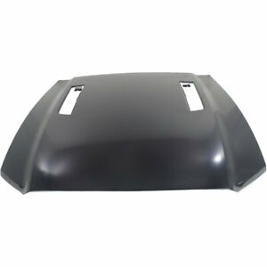 Dr3z16612a Fo1230304c New Hood Aluminum Ford Mustang 2013 2014