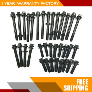 Cylinder Head Bolts Fastener For Chevy Sbc Small Blocks 350 383 400 134 3601 New