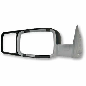 K Source 80710 Snap On Towing Mirrors Fits 2009 To 2014 Ram 1500 Also 2010 To 20