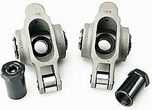 Crower 73629 12 Enduro Stainless Rocker Arms Chevy 230 250 292 6cyl Ratio 1 75