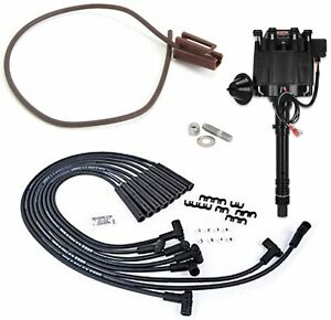 Msd Ignition 83653k1 Chevy Hei Ignition System Kit Big Block Chevy Includes Msd