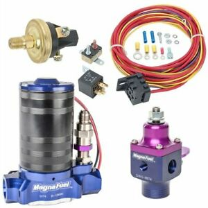 Magnafuel Mp 4401k2 Prostar 500 Fuel Pump Kit Up To 2000 Hp 25 To 36 Psi Classic