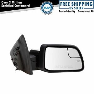 Mirror Power Heated Memory Puddle Spotter Passenger Side Right Rh For 11 14 Edge