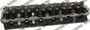 Brand New Jeep Cherokee Laredo Amc 4 0 0331 Complete Cylinder Head 2000 up