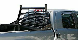 Westin 57 8035 Hdx Headache Rack 2009 17 Dodge Ram Black
