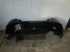 Rear Bumper Honda Civic 2006 06 2007 07 2008 08 2 Door Black 951875