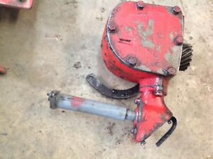 Used Farmall H Tractor Governor Assembly