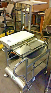 Deli Buddy Face To Face Commercial Meat cheese Slicer Stand