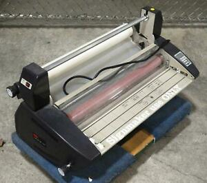 Gbc Catena 65r Thermal And Pressure Sensitive Roll Laminator