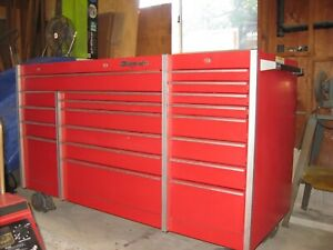 Snap On Tool Chest Box With Tools