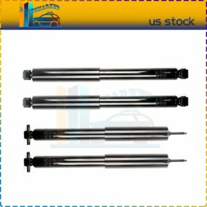 Front Rear Full Set Struts Shocks Absorbers For 1993 1998 Jeep Grand Cherokee